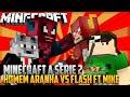 Minecraft: MIKE VS WOLFF - BATALHA DE HEROIS:  A SERIE 2 #9