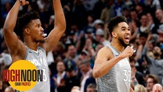 Will the Timberwolves actually keep Jimmy Butler? | High Noon | ESPN