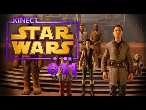 Let's Play Kinect: Star Wars [DE/Teil 11/Blind] HD - Sieg für die Republik