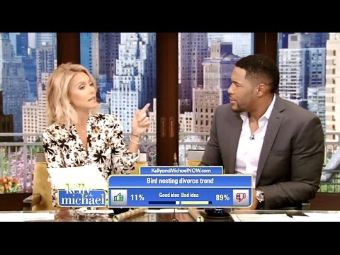 #KellyandMichael Chat Post Divorce
