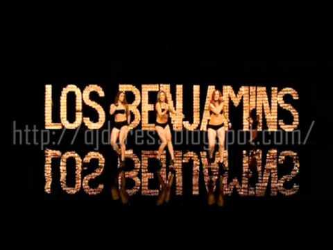 letras de canciones benjamins: