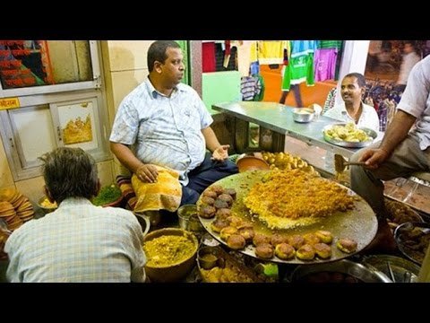 Indian Street Food - Street Food in Mumbai - Street food video (Part 3)