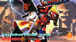 Crash Bandicoot 3: Warped - 1998 - recenzja (Strefa Retro) - PlayStation HD gameplay