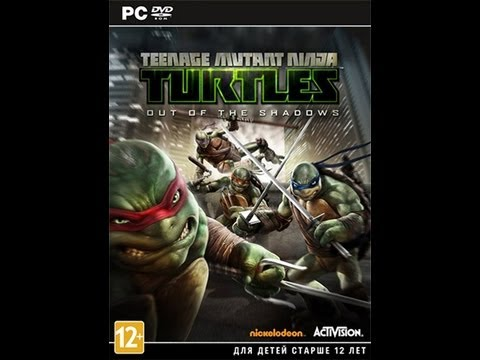Descargar Teenage Mutant Ninja Turtles Out Of The Shadows [MULTI5][FLT]
