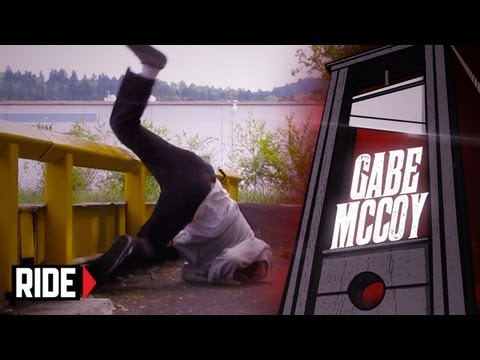 Rail to Faceplant - Gabe McCoy