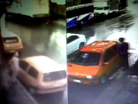 intento de hurto en plaza venezuela caracas