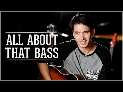 All About That Bass - Guy Version (meghan Trainor Cover By Corey Gray) - Acoustic Music Video video