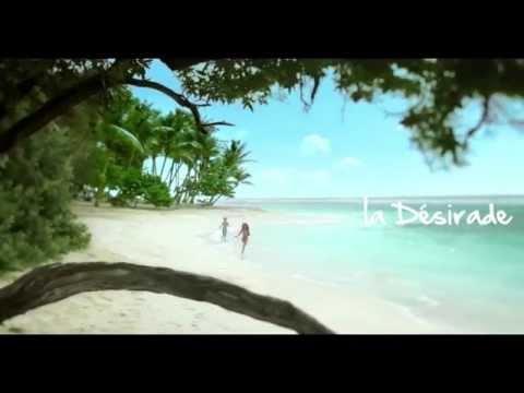 2014 Guadeloupe Islands Press presentation