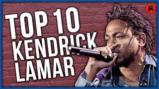TOP 10 FAVORITE KENDRICK LAMAR SONGS
