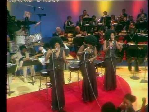 BARRY WHITE AND LOVE UNLIMITED - LOVE'S THEME