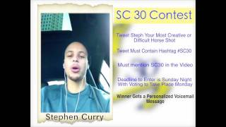 Steph Contest Intro