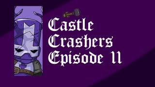 Castle Crashers #11 Wizard Castle take off