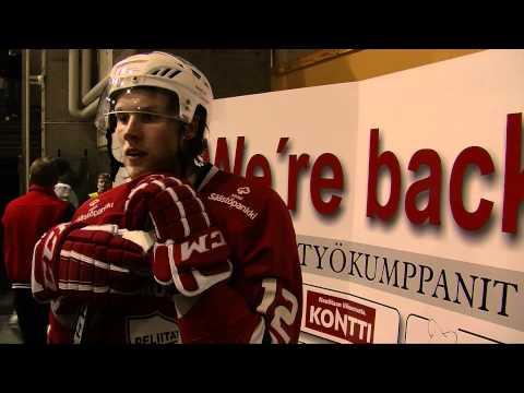 Peliitat – Sport 16.9.2011: Joni Isomäki 1. erätauolla