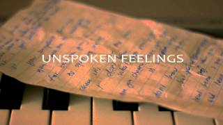 AM Kidd - Unspoken Feelings Ft. JeffLum (Lyrics Video)