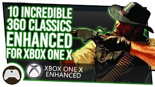 10 INCREDIBLE Backwards Compatibility Miracles On Xbox One X
