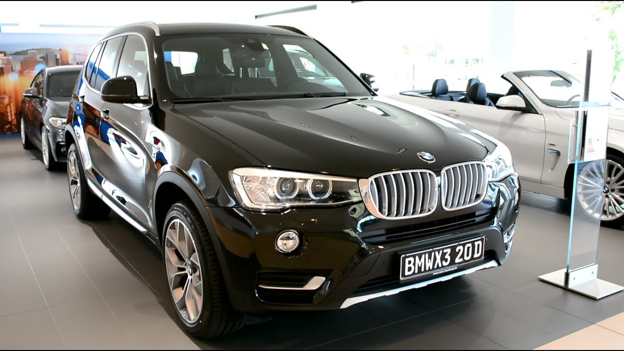 2015 new bmw x3 xdrive 20d youtube. Black Bedroom Furniture Sets. Home Design Ideas