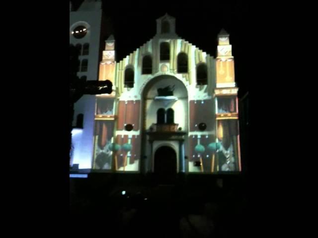 Proyeccion Catedral Tuxtla Catedral Tuxtla Gutiérrez