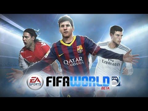 Melhor que Cristiano Ronaldo -  FIFA WORLD BETA em PORTUGUES PT BR