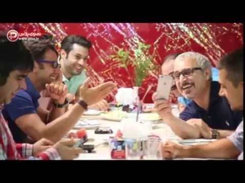 حادثه دردناک برای ستاره سینمای ایران سر صحنه فیلم ناردون/مهمانی خصوصی امین حیایی و مهران غفوریان