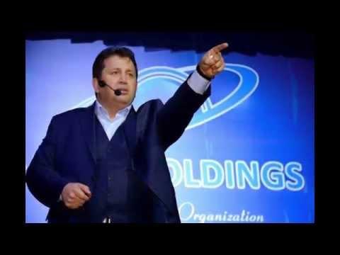 Mega Holdings Mersin  MEGA CONVENTION VISION 2015 Servet Tazegül Stadium (11. Aralık 2015 ) Youtube