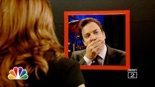 Box of Lies with Tina Fey Part 2 (Late Night with Jimmy Fallon)