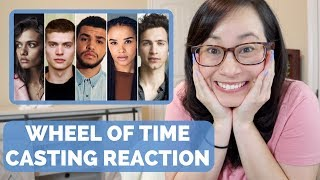 Wheel of Time TV Show | Casting Reaction