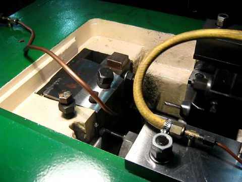 Оборудование для изготовления саморезов