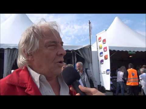 Daniel Mermet à la Fête de l'Humanité 2011