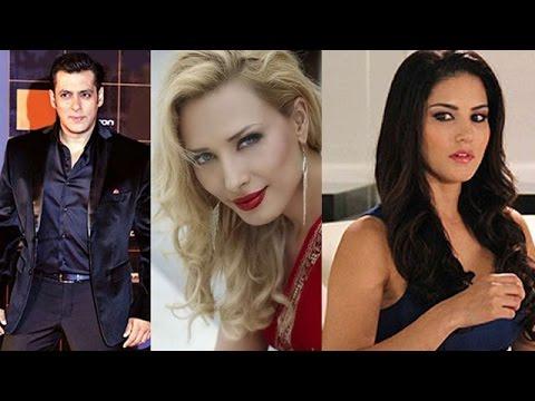 Salman Khan Introduced Lulia Vantur As His Girlfriend, Sunny Leone Demands 4 Crore video