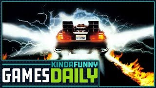 An Indie Back to the Future Game?! - Kinda Funny Games Daily 03.21.18