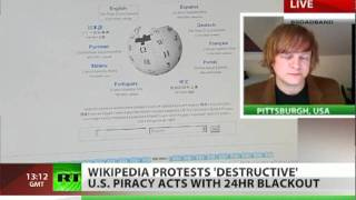 SOPA Blackout_ 'Bill badly written & open to abuse'