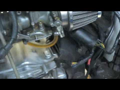 Honda CB350 Carb leak