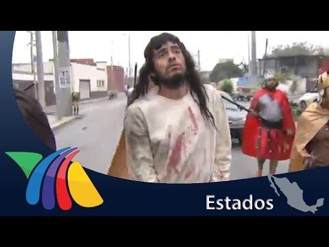Viacrucis en Monterrey, tradición de 55 años | Noticias de Nuevo León