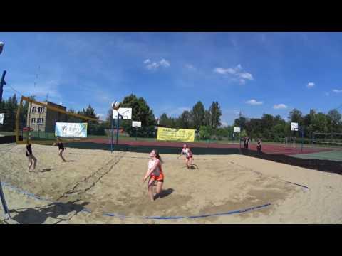 VILO Siatkówka Plażowa Dziewczyn  2017