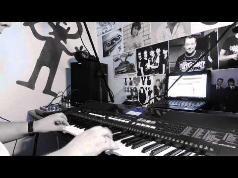 Лепс - Самый лучший день (на синтезаторе Yamaha PSR E433 + гитара)