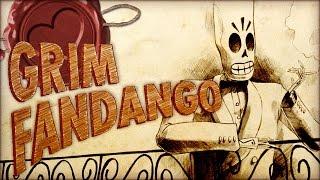 A Love Letter to Grim Fandango