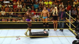 WWE NXT: Roe Challenge - Dummy Demonstration