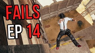 PUBG: Fails & Unlucky Moments Ep. 14