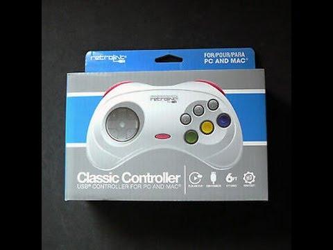 Rewind Mikes Product Reviews # 2: Sega Saturn USB Controller (Retro Link)