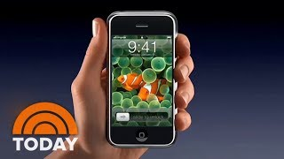 iPhone's 10th anniversary: A Look Back At First Appearance On The Show | TODAY