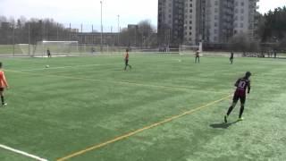 Highlights Brommapojkarna - AFC (Boys 98)