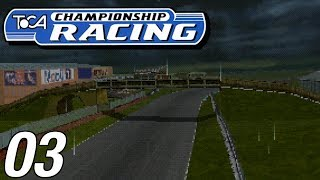 Let's Play TOCA Touring Car Championship - Part 3 - Silverstone Race 1