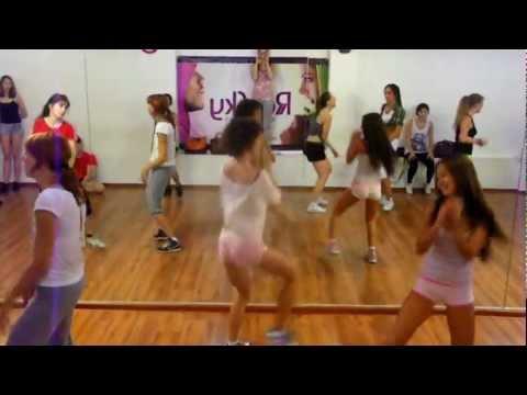 Lovumba - reggaeton/dance-mix choreo by Jane Kornienko (level - beginners)