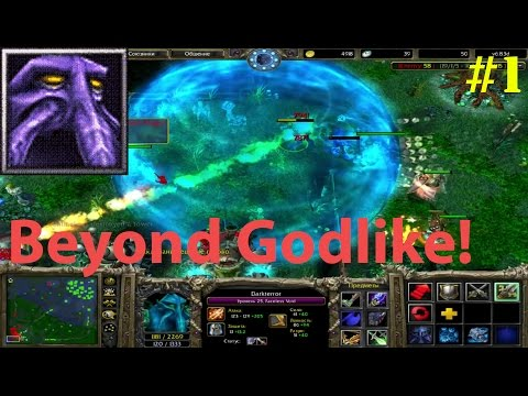DoTa 6.83d - Darkterror, Faceless Void ★ Beyond GODLIKE! #1