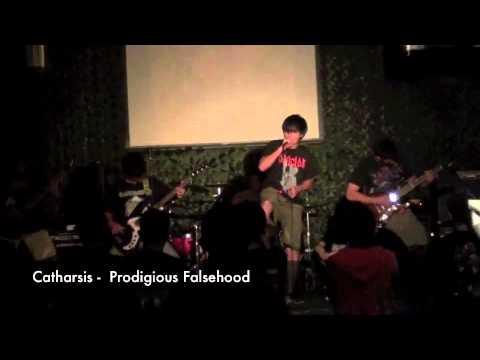 Catharsis - Prodigious Falsehood (Live 2010)
