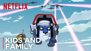 Voltron | Season 3 Teaser [HD] | Netflix
