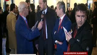Eskişehirspor Olağanüstü Seçimli Kongresi