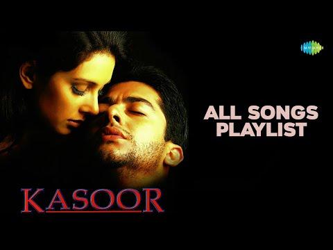 Kasoor [2001]    Music By Nadeem-Shravan   Aftab Shivdasani & Lisa Ray   Audio Jukebox