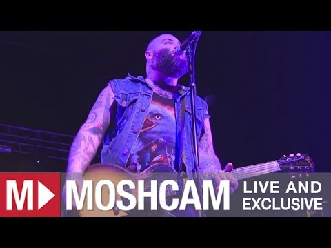 Alexisonfire - Rough Hands (Live @ Sydney, 2013)