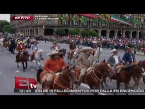 Desfile Militar del 16 de Septiembre Parte 7
